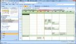 Outlook内でOutlook.com内のカレンダーを表示